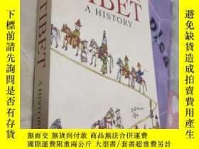 二手書博民逛書店tibet罕見a historyY263195 sam van