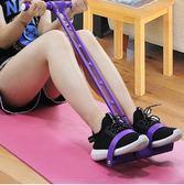拉力繩 - 拉力繩仰臥起坐拉力器 運動健身器材家用男女腳蹬彈力繩