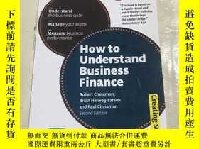 二手書博民逛書店How罕見to Understand Business Fina