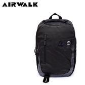 【橘子包包館】AIRWALK 未來宣言萬用後背包 A755321820 黑色