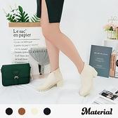 短靴 素面簡約短靴 MA女鞋 T5629