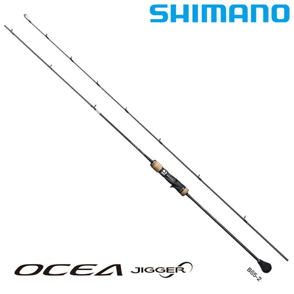 漁拓釣具 SHIMANO 19 OCEA JIGGER INFINITY B619 [海水路亞竿]