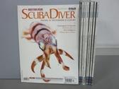 【書寶二手書T2/科學_REE】ScubaDiver Australasia_2008issue2~2011issue3