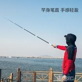 釣竿  魚竿手竿碳素超輕超硬釣魚竿垂釣鯽魚竿漁具套裝28調台釣竿 LX   雙12