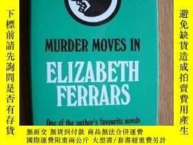 二手書博民逛書店Murder罕見Moves InY255562 Elizabeth Ferrars Collins Crime