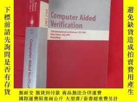 二手書博民逛書店Computer罕見Aided Verification: 13