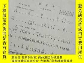 二手書博民逛書店二胡獨奏曲罕見《江河水》Y165024 人民音樂出版社 人民音樂
