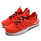 Nike 休閒鞋 Shift One 紅 白 透氣網布 襪套式 基本款 男鞋 運動鞋【PUMP306】 AO1733-601
