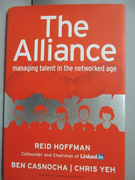 【書寶二手書T7/傳記_OKI】The Alliance: Managing Talent in the Network