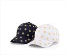 FIND 韓國品牌棒球帽 男 街頭潮流 黃色楓葉刺繡印花 歐美風 嘻哈帽  街舞
