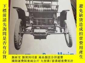 二手書博民逛書店horseless罕見carriage days by hira