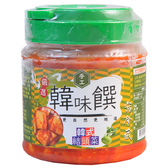 韓味饌韓式結頭菜600g