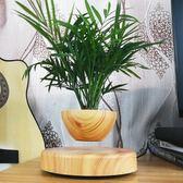 浮盆栽創意風水擺件擺設開業禮物個性生日禮品工藝品