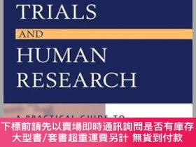 二手書博民逛書店預訂Clinical罕見Trials And Human Research: A Practical Guide