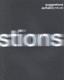 二手書 《Suggestions: Auftakt-prelude : Architektur Im Spannungsfeld Der Disziplinen》 R2Y ISBN:3764364440