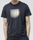 【皮爾卡登-旗艦店】ICON系列圓領T恤 (黑) - pierre cardin 70週年限量