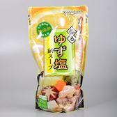 日本柚子鹽鍋底 750ml