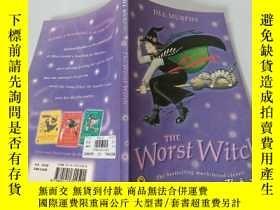 二手書博民逛書店The罕見Worst Witch:最壞的女巫。Y200392