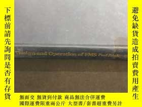 二手書博民逛書店The罕見Design and Operation of FMS