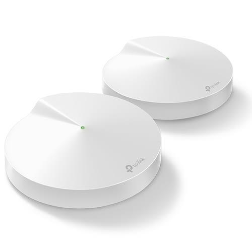 【9月限時促銷】 TP-Link Deco M9 Plus AC2200 智慧家庭網狀Wi-Fi系統 (兩入組)