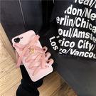 【SZ33】少女粉嫩蝴蝶結絲帶 蘋果8手機殼iPhone7/6s/plus創意個性潮女款X