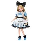 莉卡娃娃配件 LW-14 莉卡的夢遊仙境洋裝_LA16962