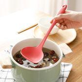 湯勺家用長柄塑料勺子耐高溫炒菜勺子大湯勺