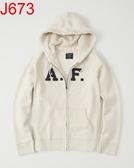 AF Abercrombie & Fitch A&F A & F 男 外套 J673