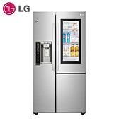 【LG 樂金】761公升敲敲看門中門冰箱 GR-QPL88SV