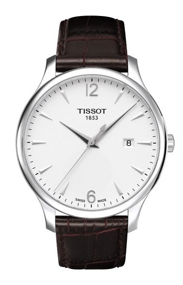TISSOT天梭TRADITION Gent石英男表 -T0636101603700-原廠公司貨/42mm