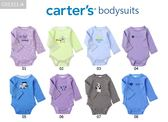 貝比幸福小舖【01311-A】CARTER S超漂亮刺繡長袖肩釦包屁衣-可挑款-多款多色多尺