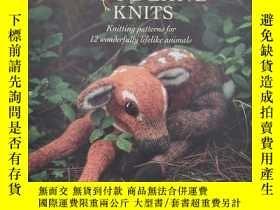 二手書博民逛書店Magical罕見Woodland Knits: Knitting patterns for 12 wonderf