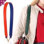 包肩帶 真皮時尚肩帶加寬帶背包配件包真皮包帶雙面寬肩帶牛皮