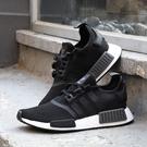 IMPACT Adidas NMD R1 Black 黑 白 灰 3M反光 輕量 百搭 女鞋 EE8463