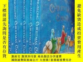 二手書博民逛書店singalong罕見Christmas carols..Y12