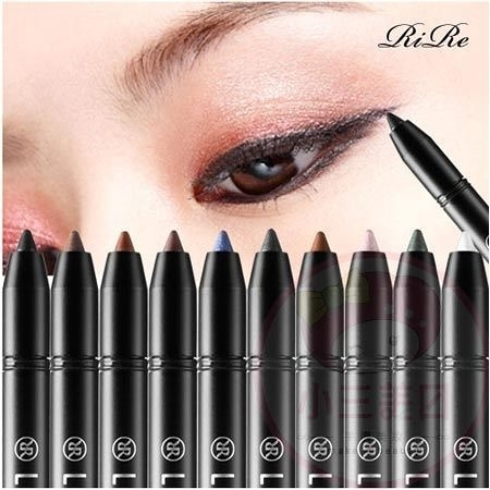 ●魅力十足● 韓國RiRe 第二代防水不暈染亮采旋轉式眼影眼線筆(0.5g)
