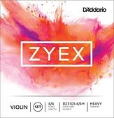 小叮噹的店 -小提琴弦 (4/4 整套) 美國 D'Addario Zyex DZ310S 強張力