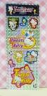 【震撼精品百貨】Hello Kitty 凱蒂貓~KITTY閃亮貼紙-小黃鳥崔西Tweety聯名款-籃球黑