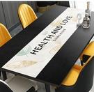皮革桌布防水防油免洗餐桌墊