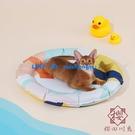 寵物冰墊冰窩涼墊降溫睡眠涼席寵物墊子貓咪用品【櫻田川島】
