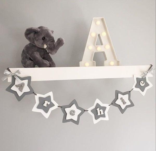 【AF137】 英文字母小夜燈一入 LED 3D造型裝飾燈 節能燈 居家擺飾 裝飾燈 婚禮 告白 送禮