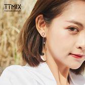 新款銀超仙耳環女時尚個性耳飾日韓國百搭氣質長款吊墜 【聖誕節鉅惠8折】