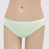 【曼黛瑪璉】Marie Q 低腰三角內褲M-XL(嫩芽綠)(未滿3件恕無法出貨,退貨需整筆退)