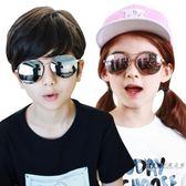 (萬聖節)太陽鏡兒童時尚太陽鏡舒適墨鏡輕版男童女童防紫外線防曬蛤蟆眼鏡潮