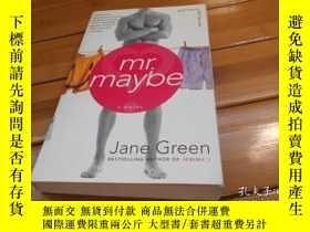 二手書博民逛書店mr罕見mayioe, jane greenY20470 jan
