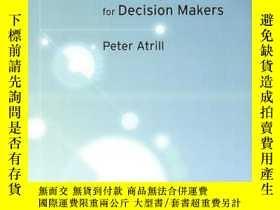 二手書博民逛書店Financial罕見Management For Decision Makers-決策者的財務管理Y4366