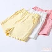 女童短褲夏外穿2020新款純棉百搭中大童運動褲兒童褲子小女孩夏裝 中秋降價