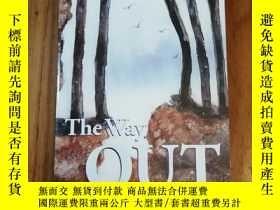 二手書博民逛書店The罕見Way Out 出路(英文原版,32開)Y12800