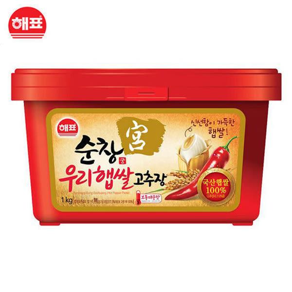 現貨 韓國 韓SAJO 思潮宮 辣椒醬 500g 大象牌 辣醬 辣椒醬 拌飯 拌麵【RF020】
