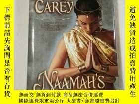 二手書博民逛書店【外文原版】NAAMAH'S罕見CURSE BY JACQUEL